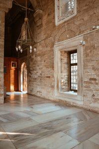 laminate wood flooring in hall